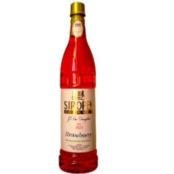 SIRUP SIROPEN GOURMET STRAWBERRY 700ML