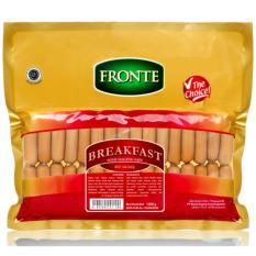 Sosis Fronte Breakfast Beef Sosis Hotel 1kg