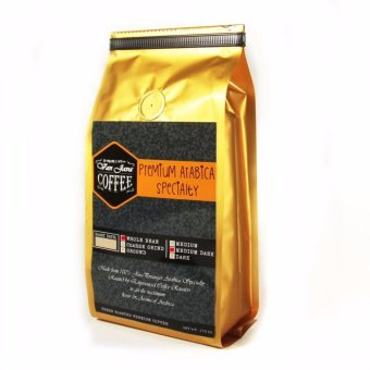 Van Java Coffee Arabica Roasted Bean - Biji Kopi Arabika 250 Gram