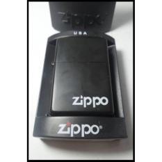 Zippo Classic Black Denting 2 x