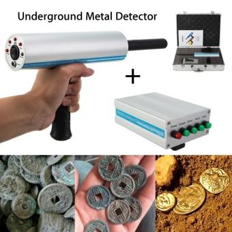 1000m Long Range Search Silver Metal Underground Detection Locator Detector Scanner AKS Handhold 3D Professional Metal Diamond Finder Gold - intl ...
