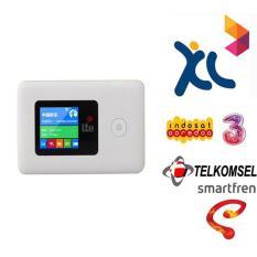 100Mbps Mobile Hotspot 4G WIFI Router Car Mifi Modem Broadband Router for Indosat Ooredoo,Telkomsel