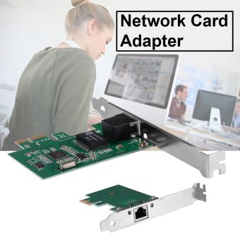 10/100/1000M PCI-E Gigabit Ethernet LAN Network Card Adapter forDesktop AC535