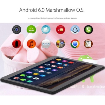 10'' Quad-Core Android6.0 WIFI Phablet Tablet PC 1+16G