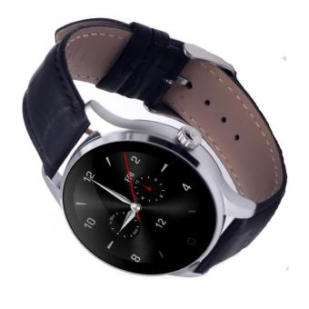 ... 1.22 Inch Round Screen K88H Bluetooth Smartwatch Heart Rate MonitorRemote Camera Push Messages for Android ISO ...