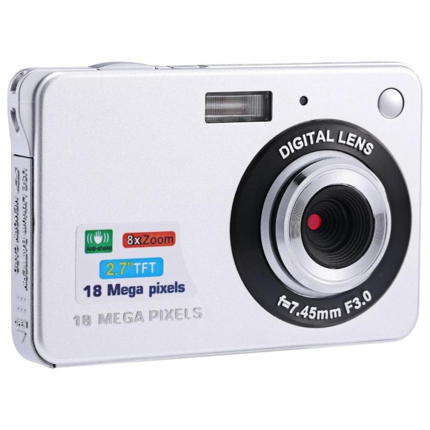 55% 18MP HD 27 inch TFT 8X Digital Zoom Camera - intl