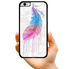 2017 Baru Fashion Hot Sale Style Gaya Yang Fantastis dari Bulu Berwarna-warni Creative Pola Hard Plastik Phone Case untuk Samsung Galaxy On7 (Multicolor) -Intl