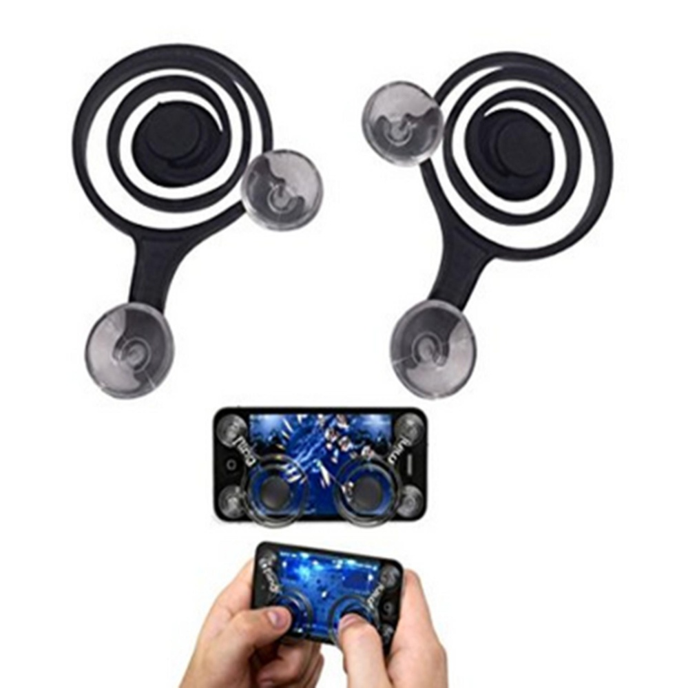 ... 2017 New Hot Smart Phone Mobile Game Mini Joystick Mobile DualAnalog Joysticks Game