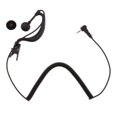 2.5mm G-Hook Earpiece Earphone 1 Pin for Motorola GP2000 ICOM IC-U16 - intl