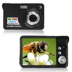 2.7 Inci LCD TFT HD 720 P 18mp Camcorder Digital Camera 8x Zoom Anti-shake-Intl