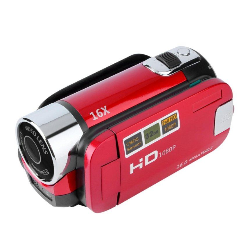 2.7'' TFT LCD Full HD 720 P Digital Video Camcorder 16 x Zoom DV kamera