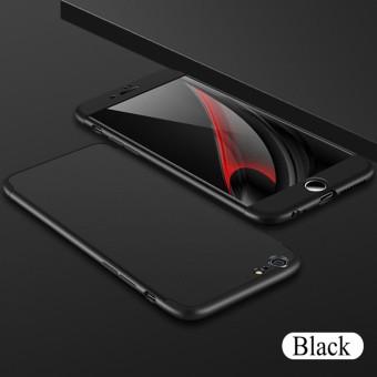 3 In 1 Double Dip 360 ? Penuh Perlindungan Hard Pc Cover Case untuk IPhone 6