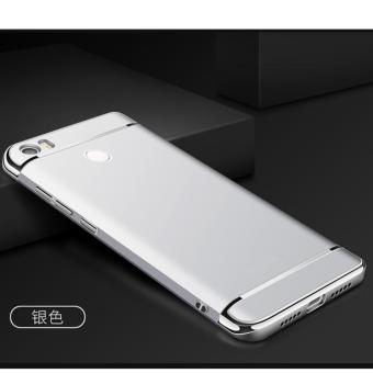 3 in 1 PC Protective Back Cover Case For Xiaomi Mi Max (Silver) -intl