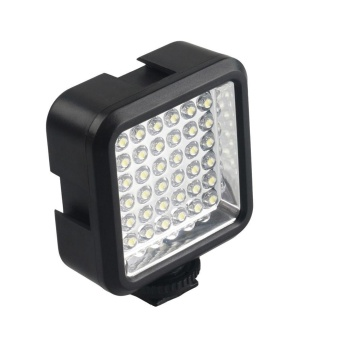 36 LED Video Light Lamp 4W 160LM for DV Camcorder Camera + Charger- intl