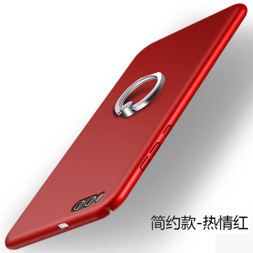 ... 360 degrees Ultra-thin PC with Metal Ring Hard case phone case forXiaomi Mi 5X ...