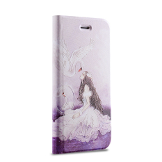 3D Relif PU Leather Flip Phone Cover Case for Vivo X5Max (Multicolor)