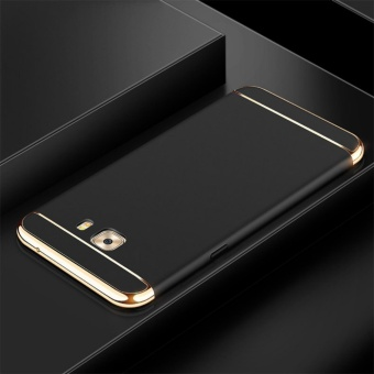 3in1 Ultra-thin Electroplated PC Back Cover Case for Samsung GalaxyC9 / C9 Pro - intl