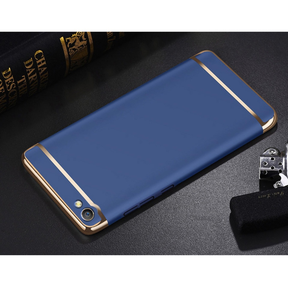 ... 3in1 Ultra-thin Electroplated PC Back Cover Case for Vivo Y67 /Vivo V5 ...