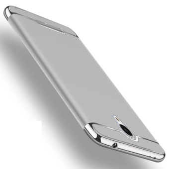 3in1 Ultra-thin Electroplated PC Back Cover Case for Xiaomi Mi Note 2 - intl