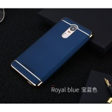 3in1 Ultra-thin Electroplated PC Back Cover Case for Xiaomi Redmi Note 3 - intl