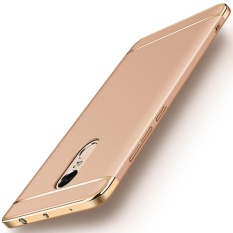 3in1 Ultra-thin Electroplated PC Back Cover Case for Xiaomi RedmiNote 4X 4gb RAM/