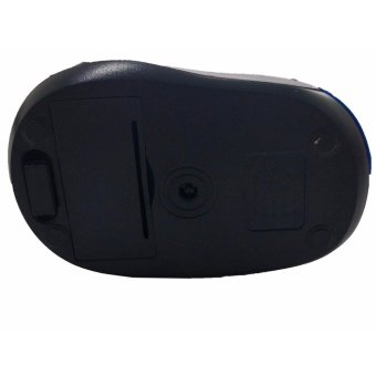 4connect Optical Wireless 2.4GHz Mouse -Black - 4