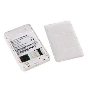 4G WIFI Router Mifi 4G LTE Unlock Wireless Broadband Mobile Wi-FiRouter - intl