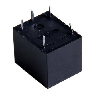 5Pcs Mini PCB Type Electronic Power Relay 12V DC - intl