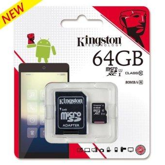 64GB Micro Sd Class 10 80M/s Memory Card 64G SDHC UHS-I Tf