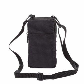 7 plus dompet ponsel casing outdoor Army Cover case Hook Loop pinggang Pack untuk iPhone 6 S untuk Sony untuk Huawei Mate 9 kehormatan 8