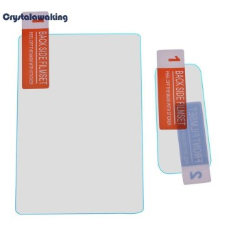 800D LCD Tempered Glass Protector Toughened Protective Film (Clear) - intl