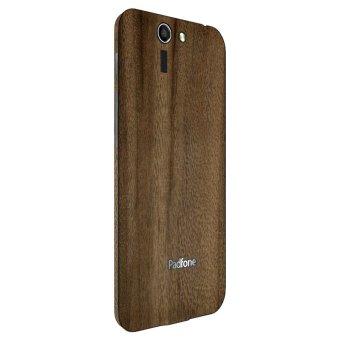 9Skin - Premium Skin Protector untuk Asus Padfone S (HP Only) - Wood Classic Texture - Cokelat