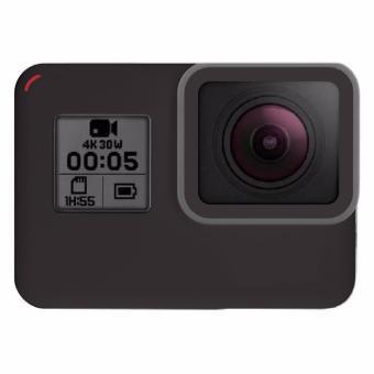 9Skin - Premium Skin Protector untuk Case GoPro Hero 5 - DoffTexture - Hitam