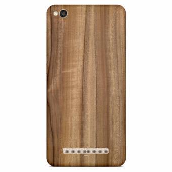 9Skin - Premium Skin Protector untuk Case Xiaomi Redmi 4a - ClassicWood Texture - Coklat