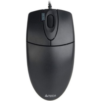 A4tech OP-620D Mouse USB - hitam