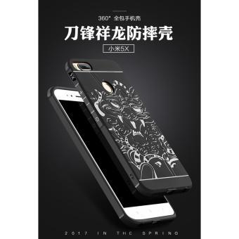 Bandingkan Toko Accessories HP Dragon Shockproof Hybrid Case for Xiaomi Mi A1 / Mi 5X -