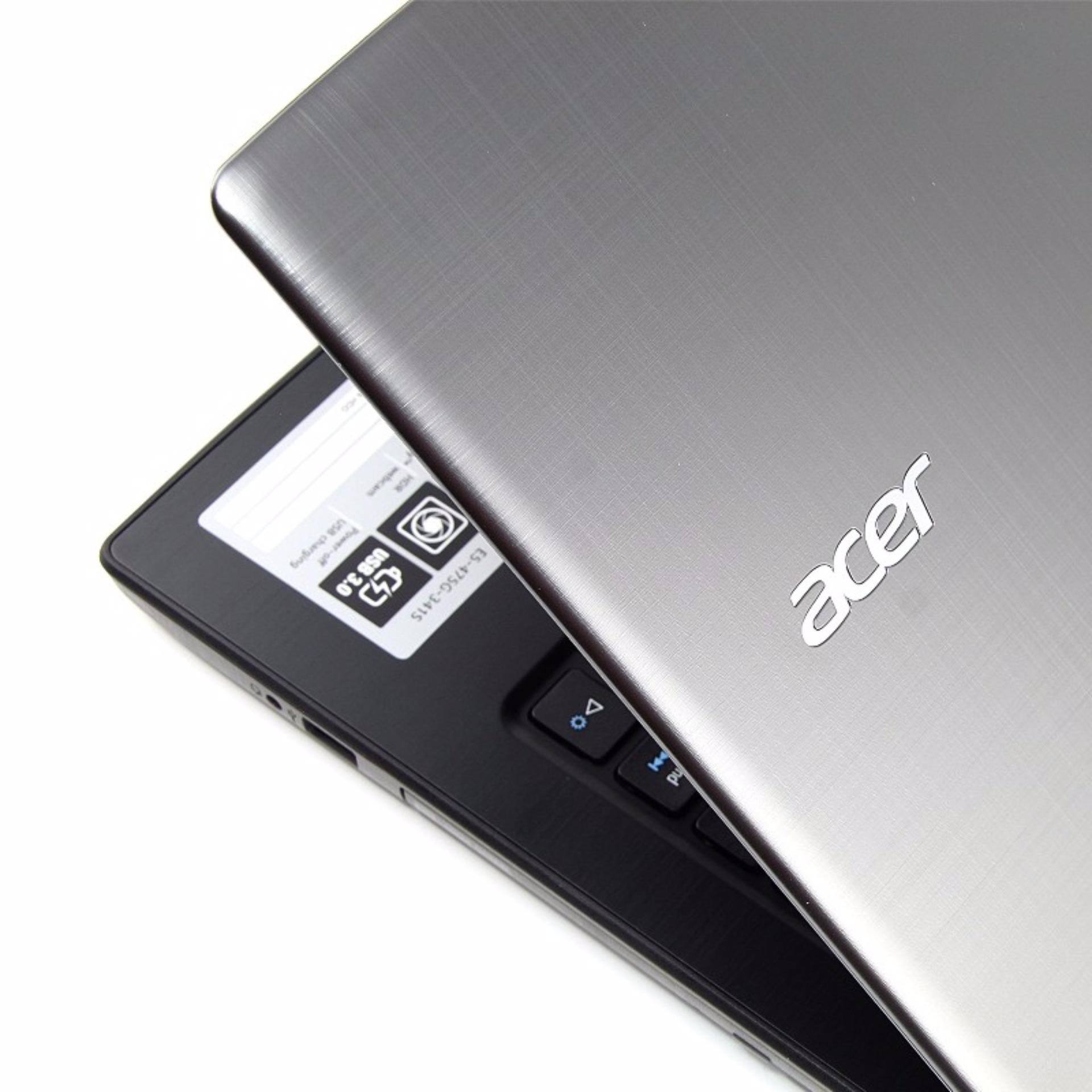 ACER Aspire E5 475G 341S GR With NVIDIA Geforce 940MX 2Gb DDR5 I3