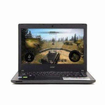 Acer Aspire E5-475G-55BD - Intel Kabylake Core i5 7200U - RAM 4GB DDR4 - GT940MX 2GB DDR5 - 14\
