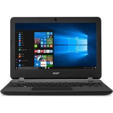 Acer ES1 132 - Intel DC N3350 - 2GB - 500GB - Hitam