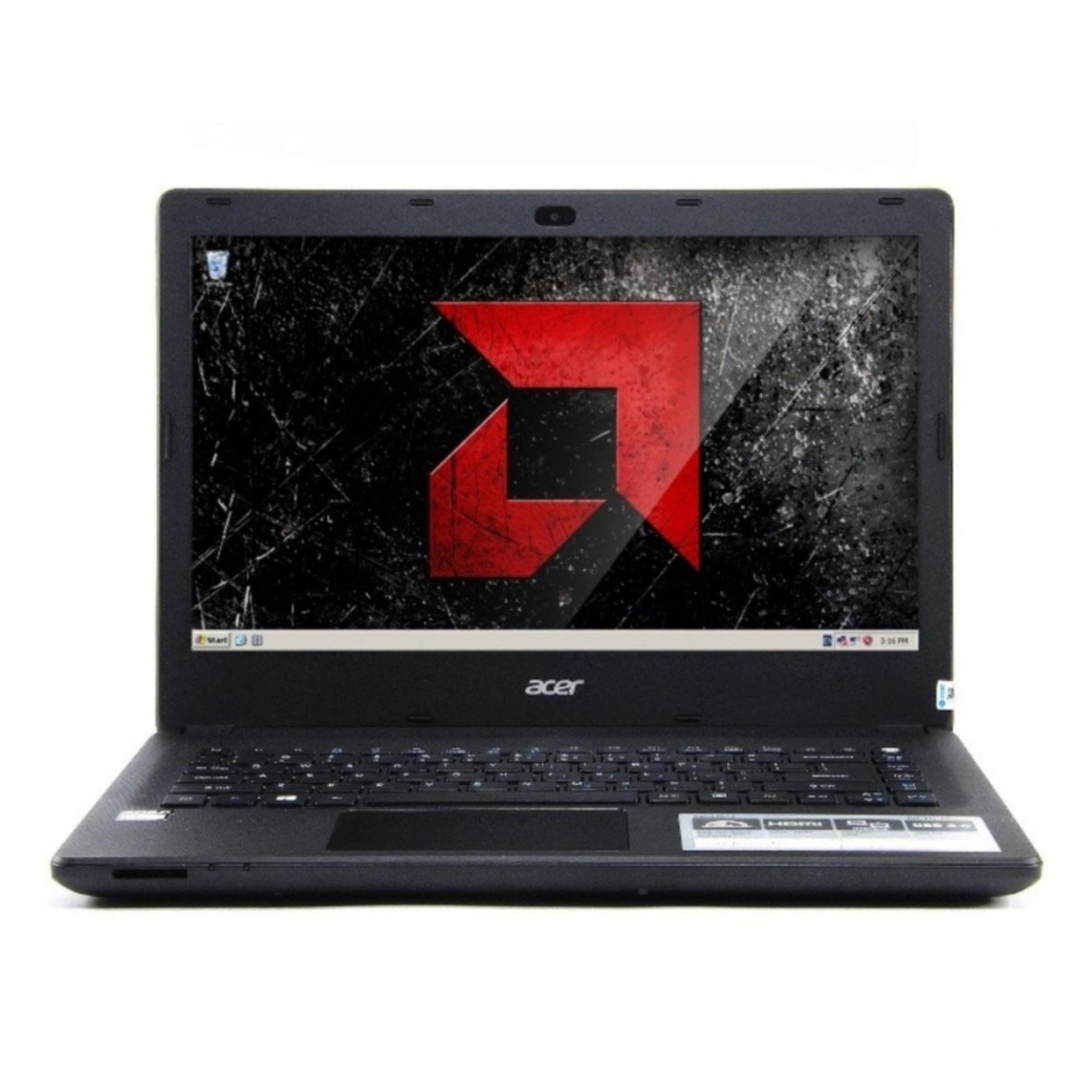 HP 14-bw014AU - AMD A6-9220 APU - 4GB RAM - 500GB HDD