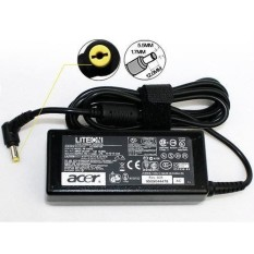 ACER Ori Charger Adaptor Laptop Notebook 19v 3.42A Kepala Kuning(5.5*1.7)