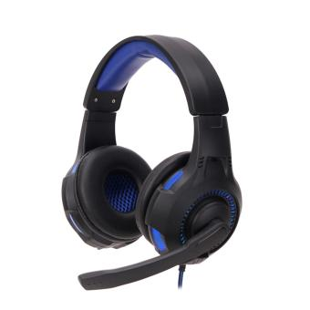 Harga Acetech Headset Headphone Gaming LED With Mic Stereo Bass PC Games Gladiator