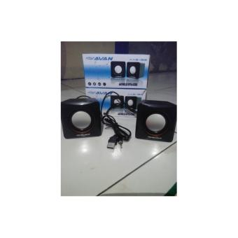 Active Speaker 5M Mini Mungil Murah Meriah Multimedia Standardaktif TERLARIS