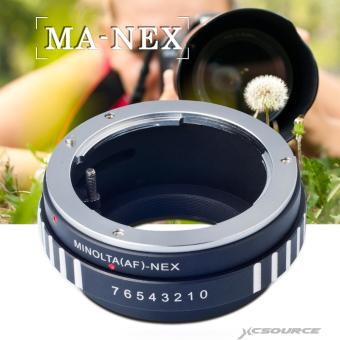 harga Adaptor untuk Sony Alpha Minolta AF-a-tipe lensa untuk kamera Sony NEX E - Gunung Lazada.co.id