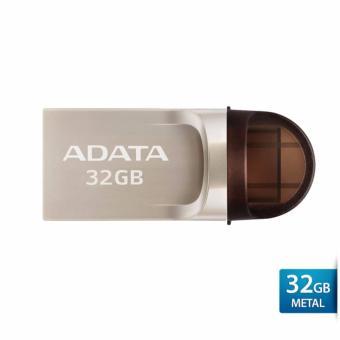 ADATA UC370 - Flashdisk USB OTG Type-C + Type-A - 32GB