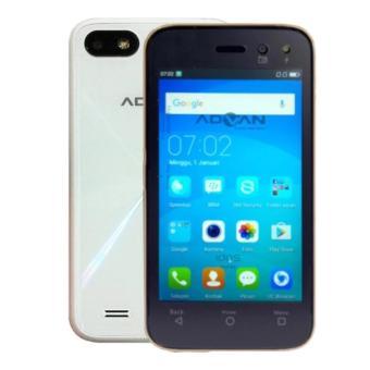 Advan Vandroid S4Z - 4GB - Gold - Blue - White
