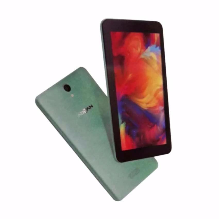 Advan vandroid T2J Tablet Wifi - 1GB/8GB - Garansi Resmi - HIjau