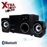 Advance Digital Speaker Xtra Power Sound 180BTX Subwoofer System + Bluetooth - Hitam - 2 ...