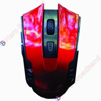 Advance Digitals Mouse Wireless Wm501
