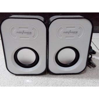 ADVANCE Speaker Komputer USB Duo-026